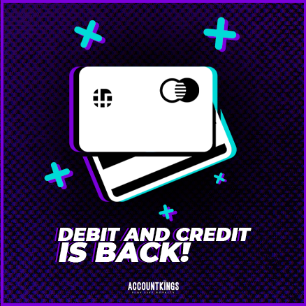 Credit & Debit Returns!